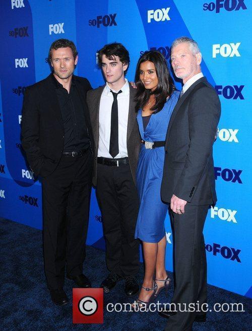 Guests FOX upfront presentation - Arrivals New York...