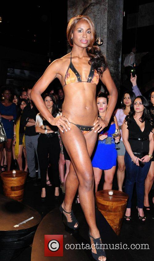 Model The Haute CUTure Fashion Show and Red...