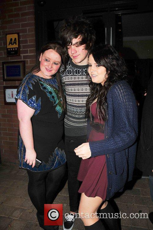 The X Factor and Frankie Cocozza 4
