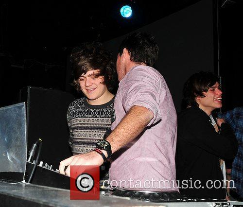 The X Factor and Frankie Cocozza 9