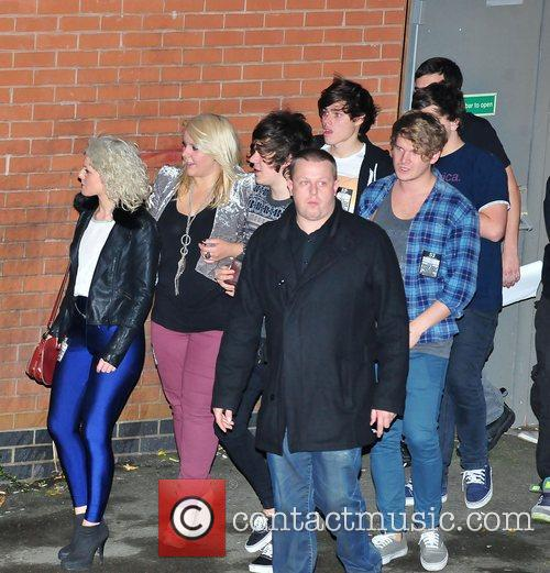 The X Factor and Frankie Cocozza 2