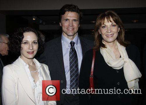 Bebe Neuwirth, Brent Barrett and Dee Hoty The...