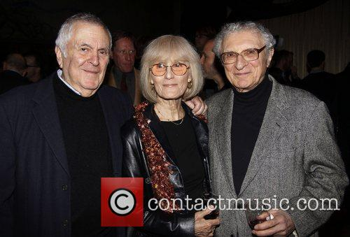 John Kander, Margery Gray Harnick and Sheldon Harnick...