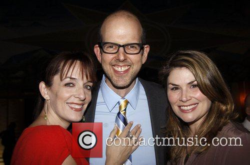 Julia Murney, Jeff Blumenkrantz and Heidi Blickenstaff The...