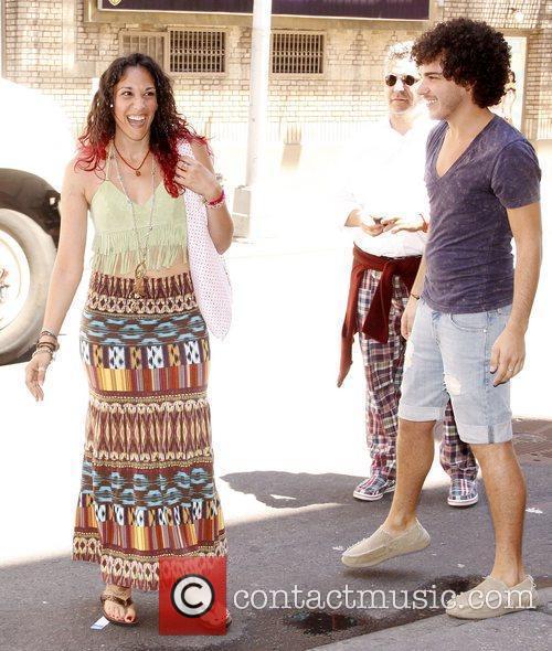 Best Hippie garb winner: Stephanie Guerrera and John...