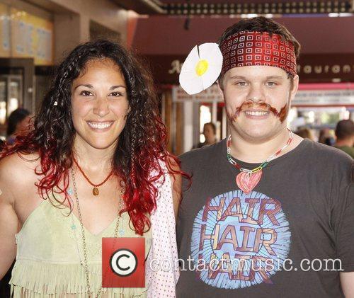 Best Hippie garb winners: Stephanie Guerrera and Jeremy...