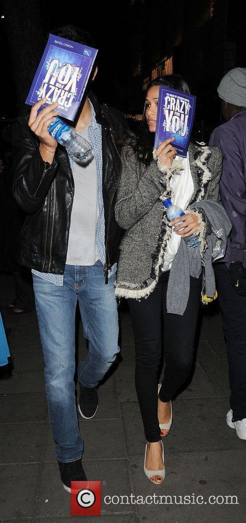 Freida Pinto and Dev Patel 12