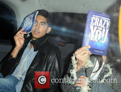Freida Pinto and Dev Patel 7