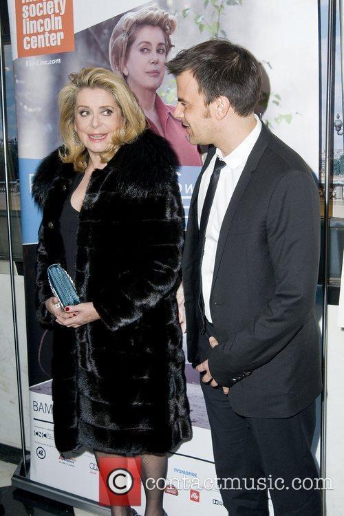 Catherine Deneuve and Francois Ozon 8