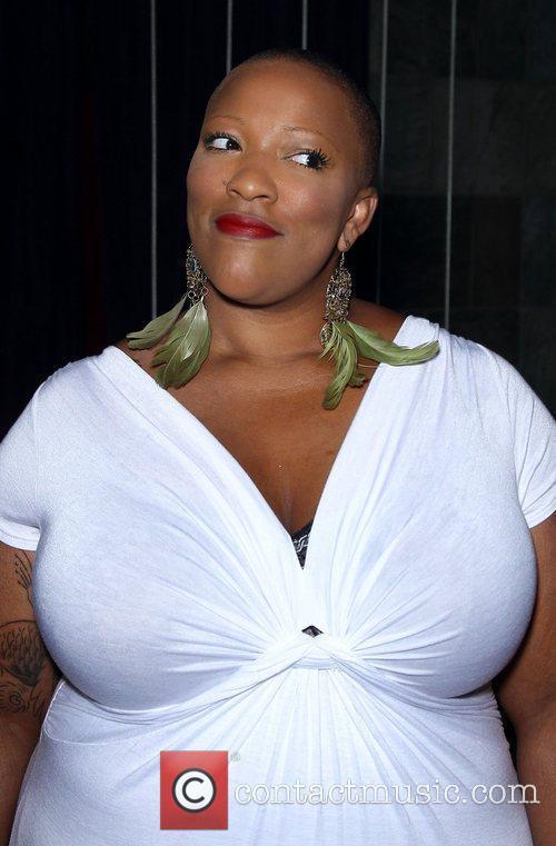 Frenchie Davis The White Party Las Vegas Weekend...