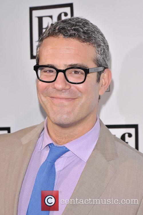 Andy Cohen at the New York launch of...