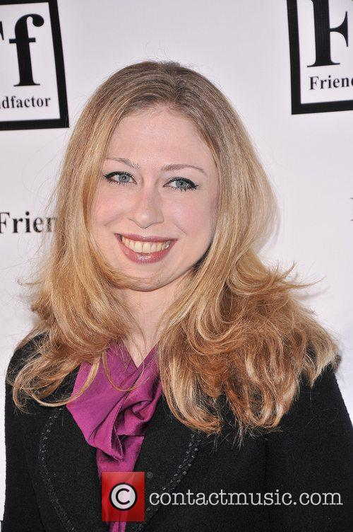 Chelsea Clinton at the New York launch of...