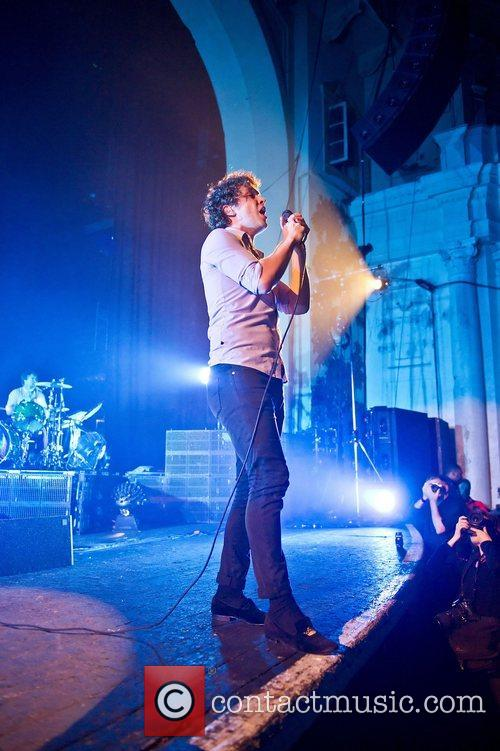 Friendly Fires and Brixton Academy 10