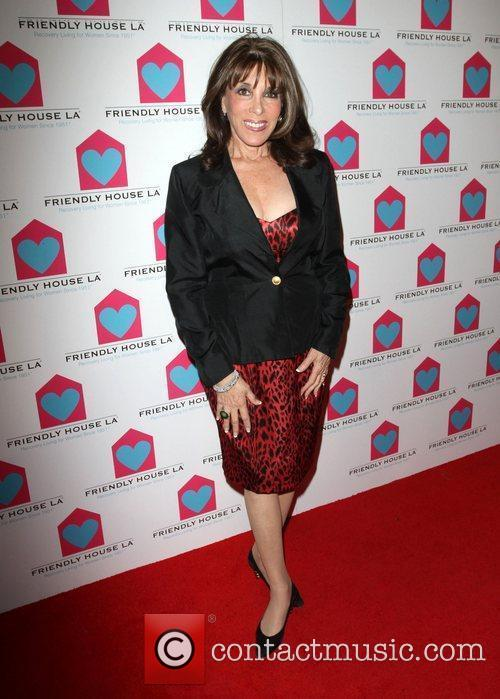 Kate Linder and Beverly Hilton Hotel 1