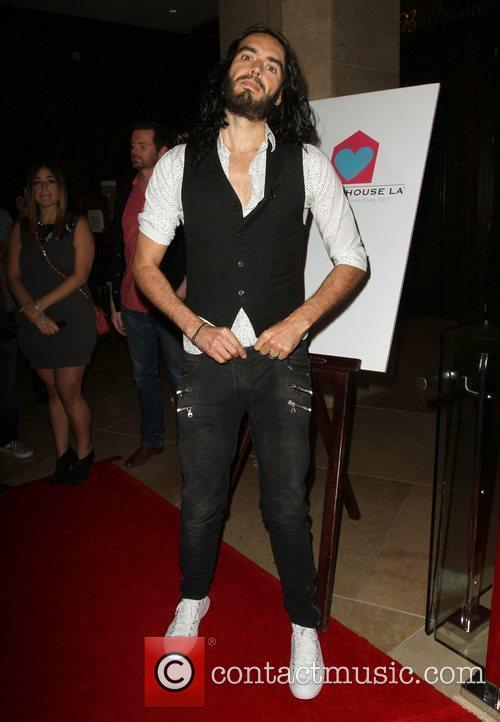 Russell Brand and Beverly Hilton Hotel 8