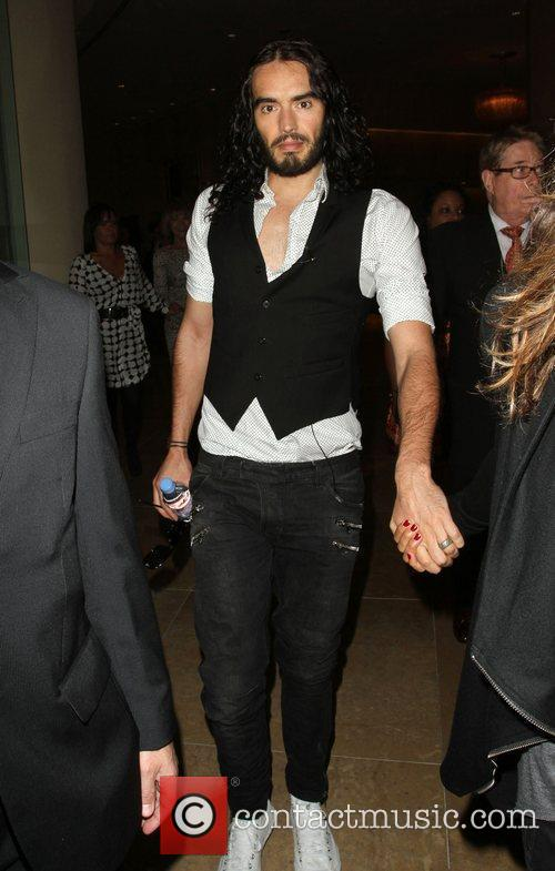 Russell Brand and Beverly Hilton Hotel 1