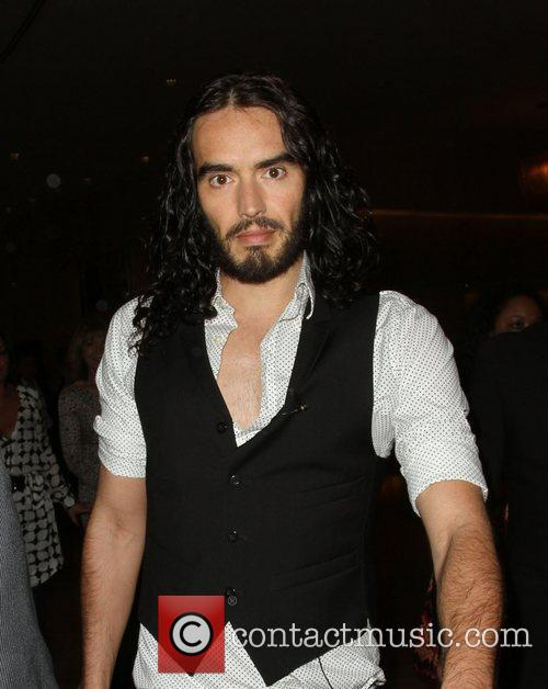 Russell Brand and Beverly Hilton Hotel 7