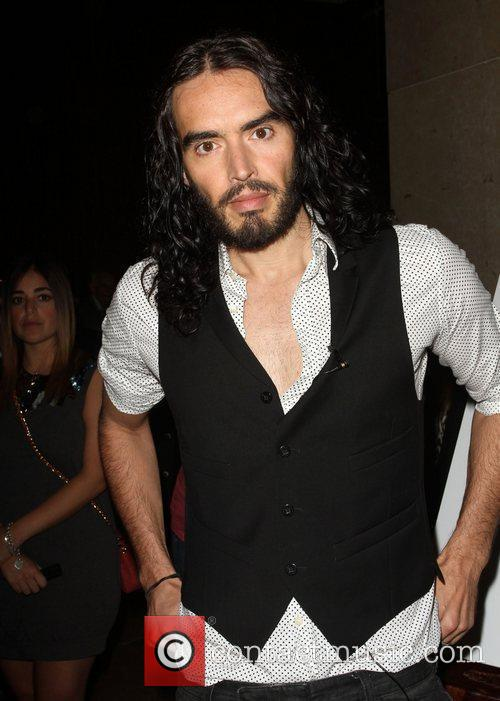 Russell Brand and Beverly Hilton Hotel 4