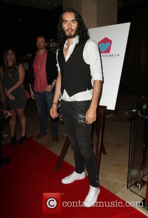 Russell Brand and Beverly Hilton Hotel 5