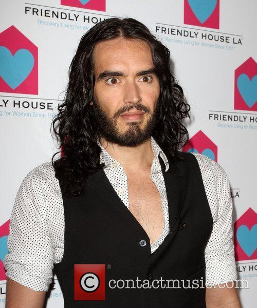 Russell Brand and Beverly Hilton Hotel 6