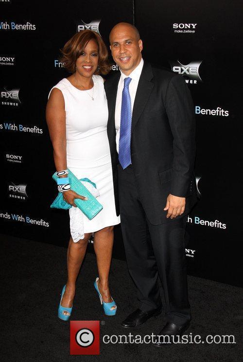 Mayor Cory Booker 9