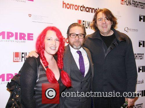 Attends Film4 FrightFest 2011 at the Empire Leicester...