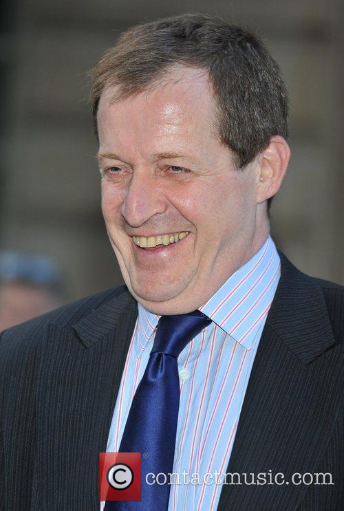 Alastair Campbell 'From the Ashes' held at the...