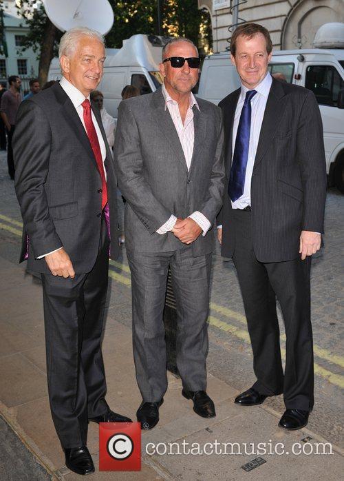 David Gower, Sir Ian Botham, Alastair Campbell 'From...