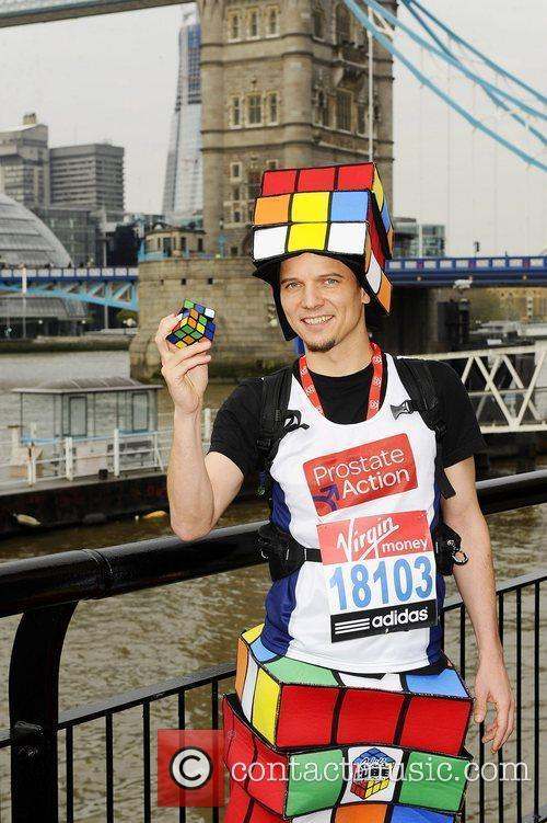 Virgin London Marathon: Guinness World Record Attemptees -...