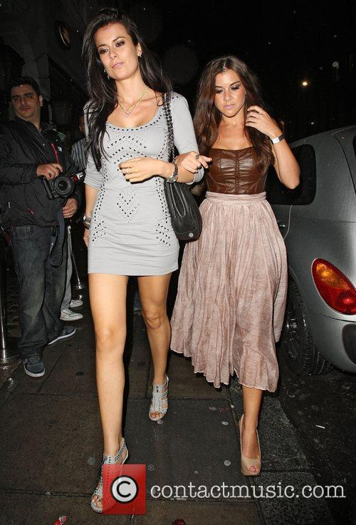 Imogen Thomas and Funky Buddha 2