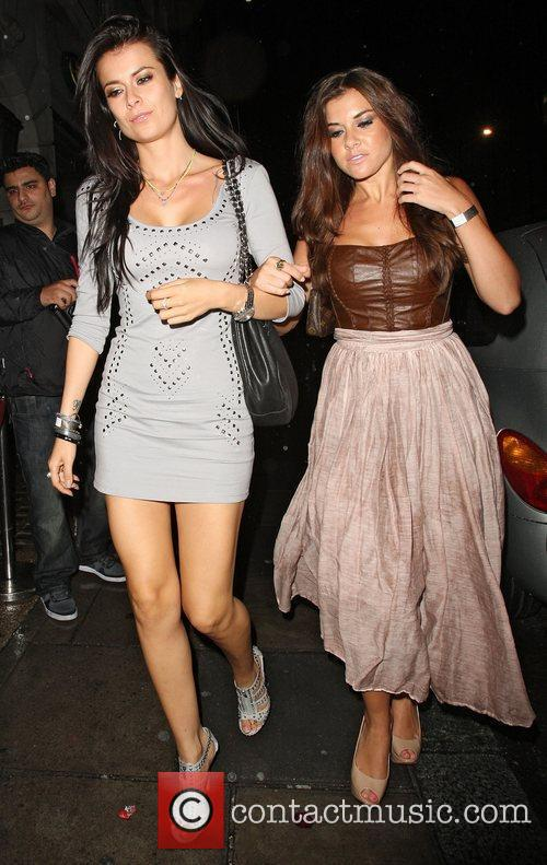 Imogen Thomas and Funky Buddha 1