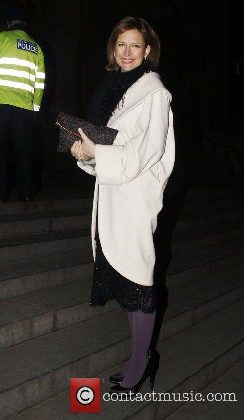 Katie Derham and Cathedral