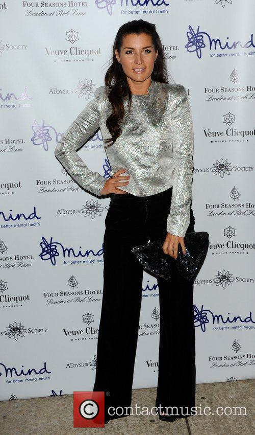 Grace Woodward Mindful Gala Dinner, held at Imperial...
