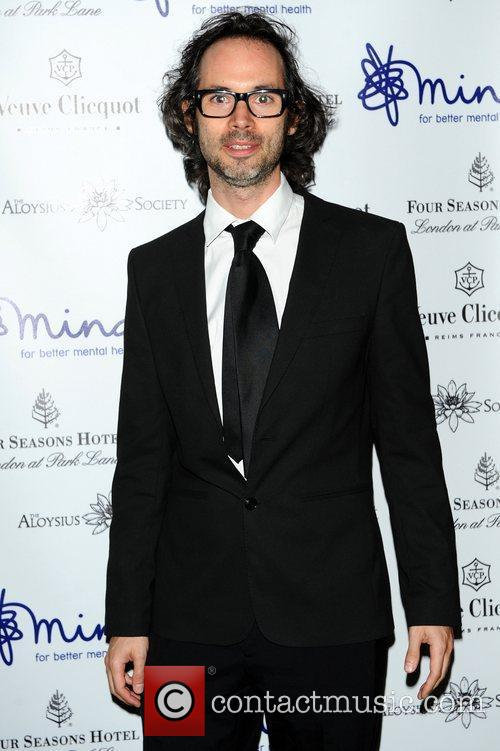 James Rhodes Mindful Gala Dinner, held at Imperial...