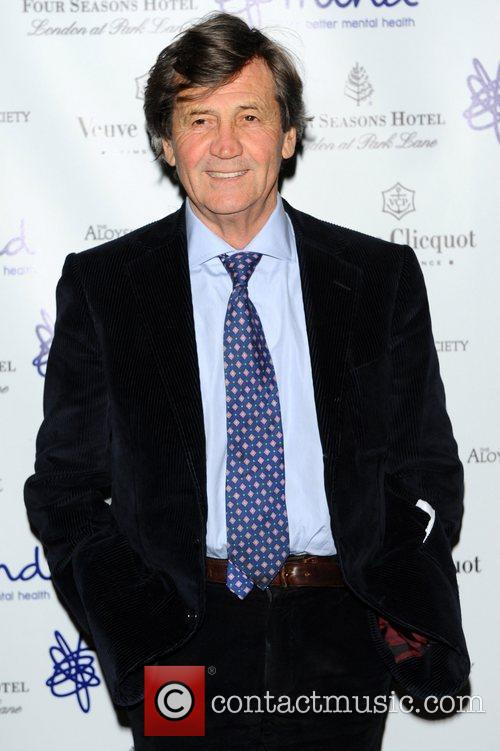Melvyn Bragg Mindful Gala Dinner, held at Imperial...