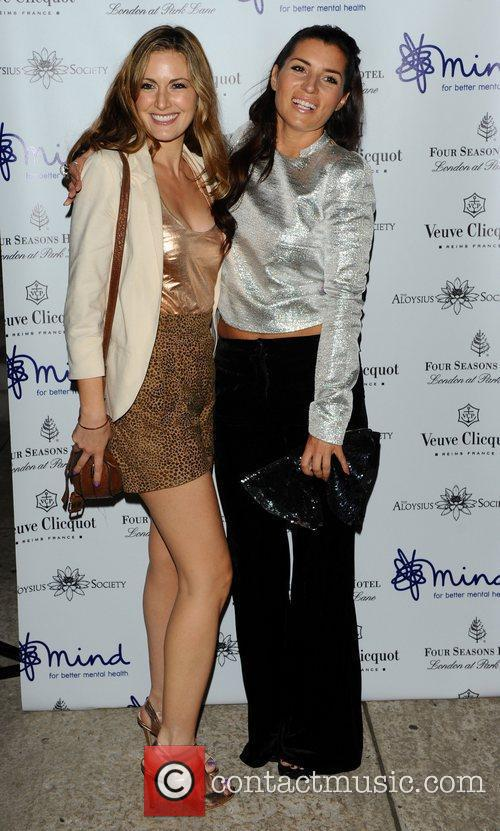 Olivia Lee and Grace Woodward Mindful Gala Dinner,...