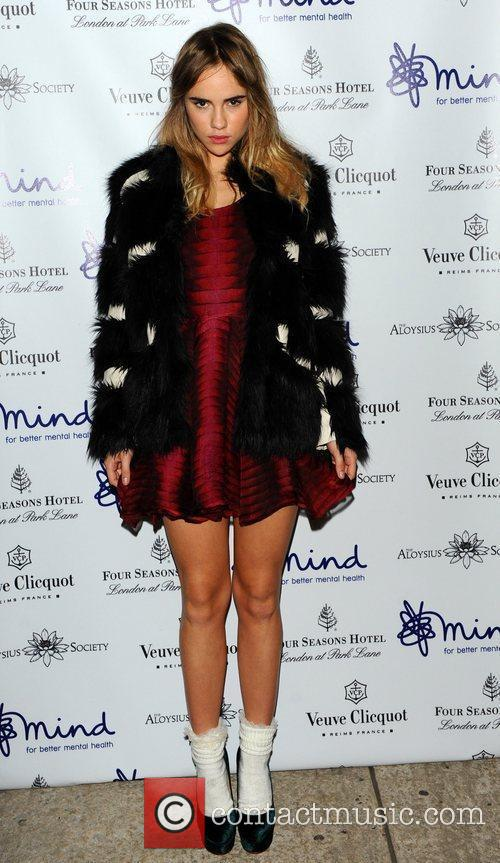 Suki Waterhouse Mindful Gala Dinner, held at Imperial...
