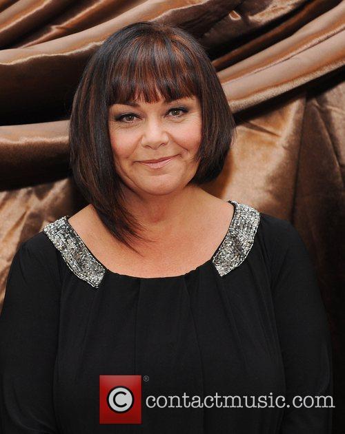 Dawn French Galaxy British Book Awards, held at...