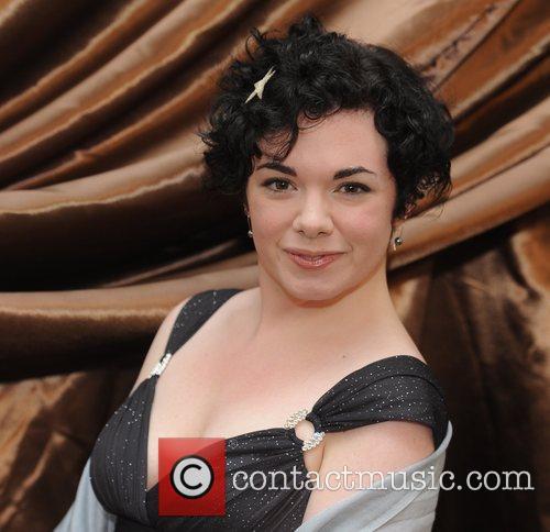 Erin Morgenstern Galaxy British Book Awards, held at...