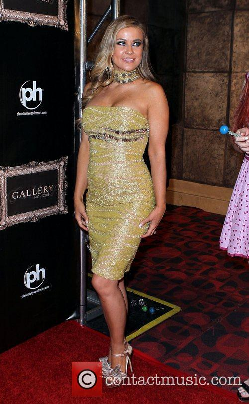 Carmen Electra, Planet Hollywood