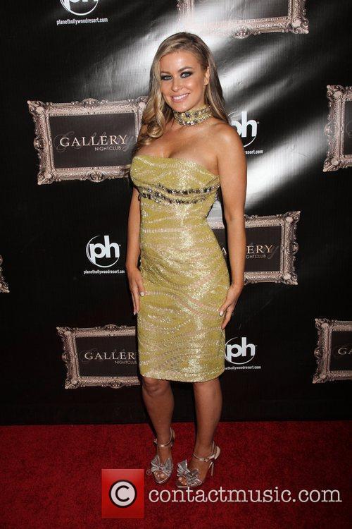 Carmen Electra, Planet Hollywood