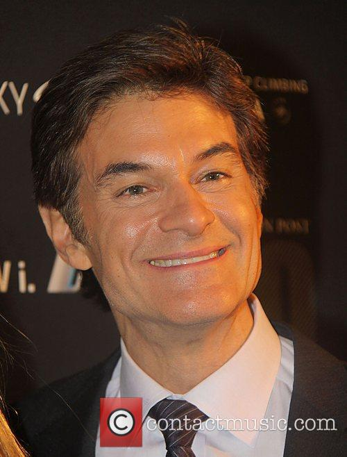 Dr Oz The Huffington Post 2011 Game Changers...