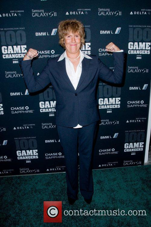Diana Nyad  The Huffington Post 2011 Game...