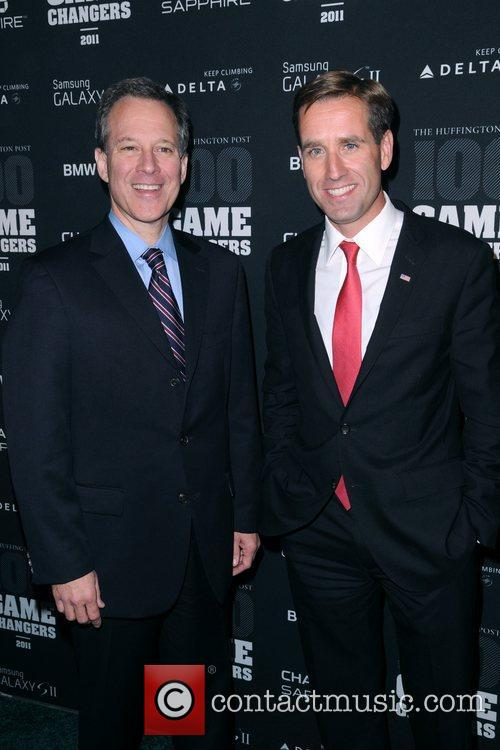 Eric Schneiderman and Beau Biden The Huffington Post...