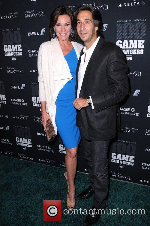 LuAnn De Lesseps The Huffington Post 2011 Game...