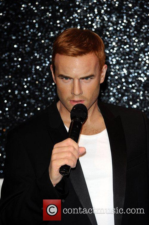 Madame Tussauds, Gary Barlow and The X Factor 4
