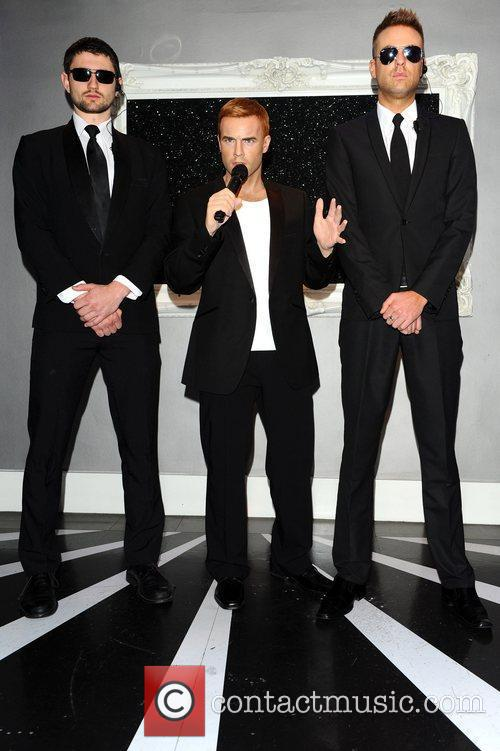 Madame Tussauds, Gary Barlow and The X Factor 3
