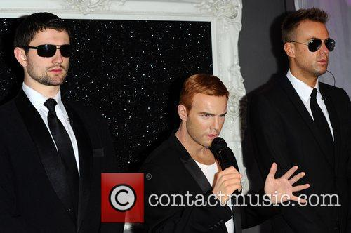 Madame Tussauds, Gary Barlow and The X Factor 9