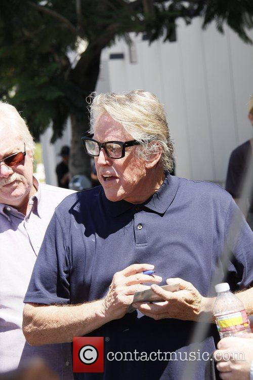 Gary Busey and Buddy Holly 1