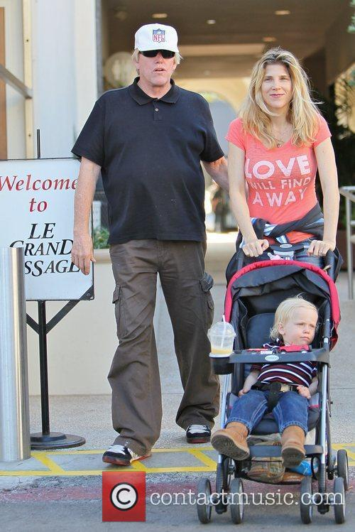 gary busey steffanie sampson and their son 5758961